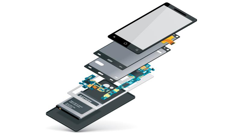 انواع صفحه نمایش موبایل و آشنایی با تکنولوژی های آن ها - فروشگاه اینترنتی جانبی سنتر